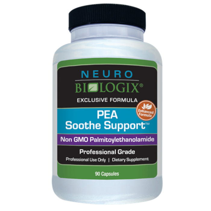 Neurobiologix Pea Soothe Support (Time Release) - 90 Capsules