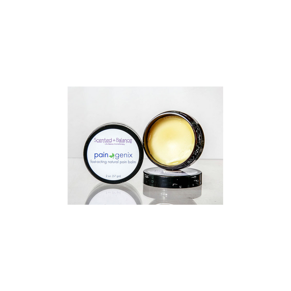 Scented Balance PainGenix Natural Pain Balm 2 oz - Health As It Ought to Be
