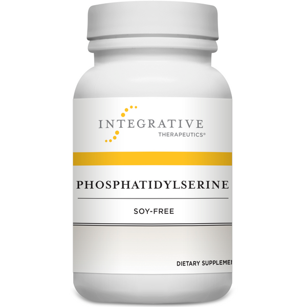 Integrative Therapeutics Phosphatidylserine - 60 Softgels - Health As It Ought to Be
