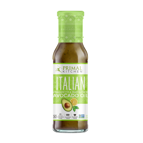 Primal Kitchen Italian Vinaigrette & Marinade - 8 fl oz.