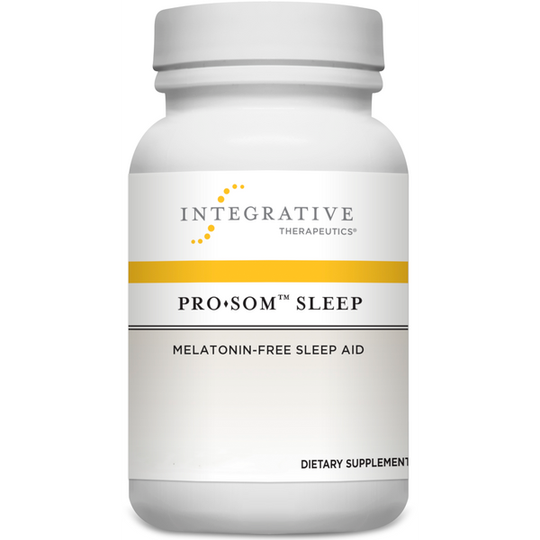 Integrative Therapeutics Pro-Som Sleep - 60 Veg Capsules - Health As It Ought to Be
