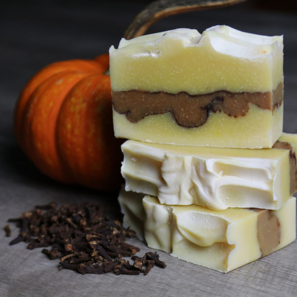 Farm & Field Pumpkin Spice Latte Soap - Health As It Ought to Be