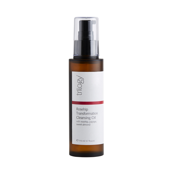 Trilogy Rosehip Transformation Cleansing Oil - 3.7 fl oz.
