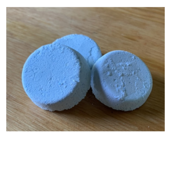 SE Cosmetics Sinus Relief Shower Steamers - Health As It Ought to Be