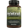 Syntra 5 Blood Sugar Support - 180 Capsules - Health As It Ought to Be