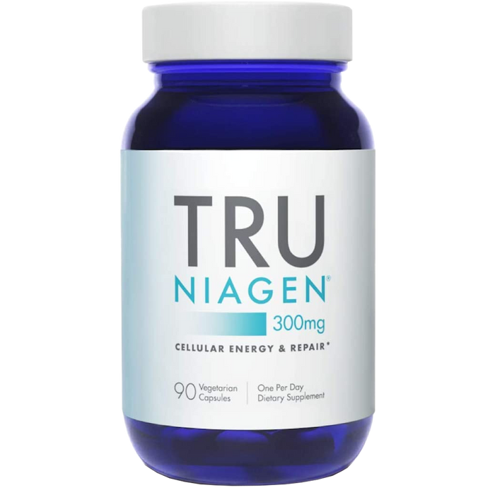 Tru Niagen  Cellular Energy and Repair 300 mg - 90 Capsules - Health As It Ought to Be