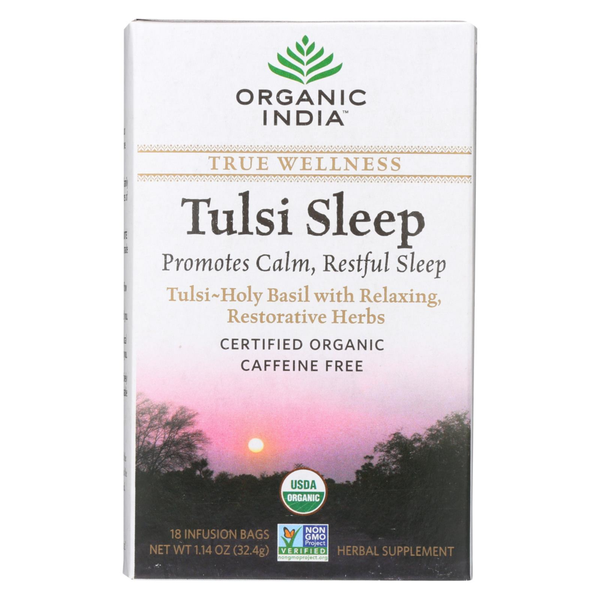 Organic India Tulsi Sleep - 18 Infusion Bags