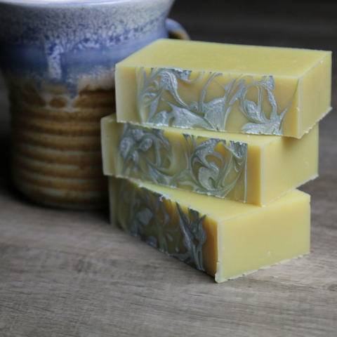 Farm & Field Warm Custard Soap - Health As It Ought to Be