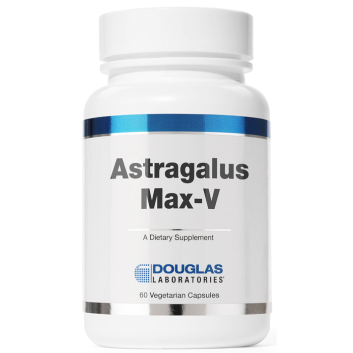 Douglas Laboratories Astragalus Max-V - 60 Vegetarian Capsules - Health As It Ought to Be