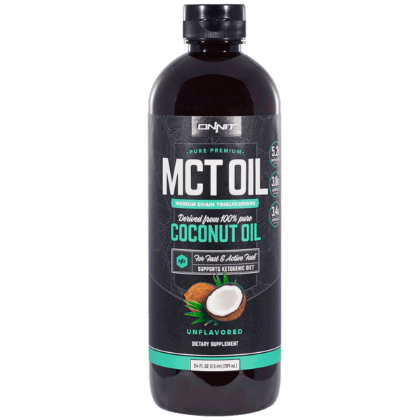 Onnit Emulsified MCT Oil, Unflavored - 16 fl oz.