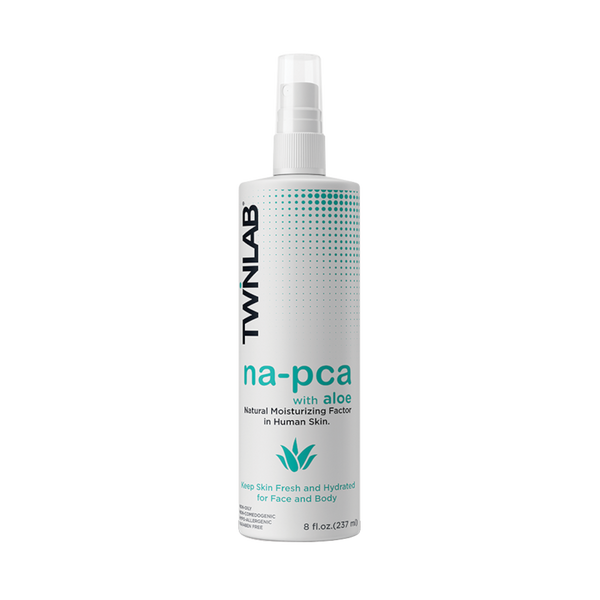 Twinlab® Na-PCA Spray With Aloe Vera - 8 fl oz.