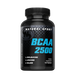 Natural Sport BCAA 2500 - 120 Vegetarian Capsules - Health As It Ought to Be