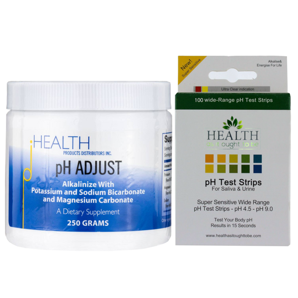 HAIOTB pH Bundle - Health As It Ought to Be