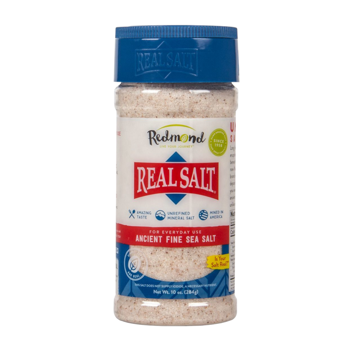 Redmond Real Salt Shaker - 10 oz. - Health As It Ought to Be