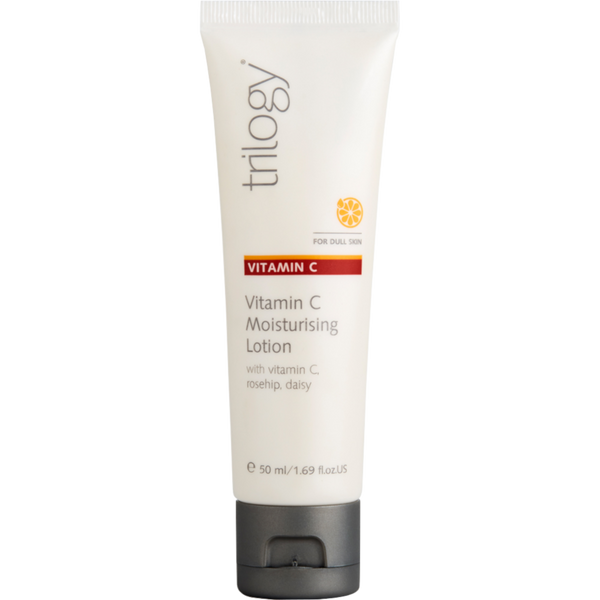 Trilogy Vitamin C Moisturising Lotion - 50 ml - Health As It Ought to Be