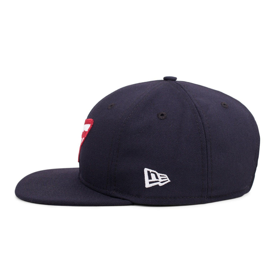 DP Stars and Stripes x New Era 9Fifty Snapback // Navy + Red  + White