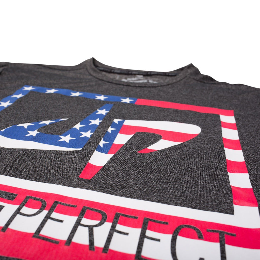 Battles Stars and Stripes Performance Tee