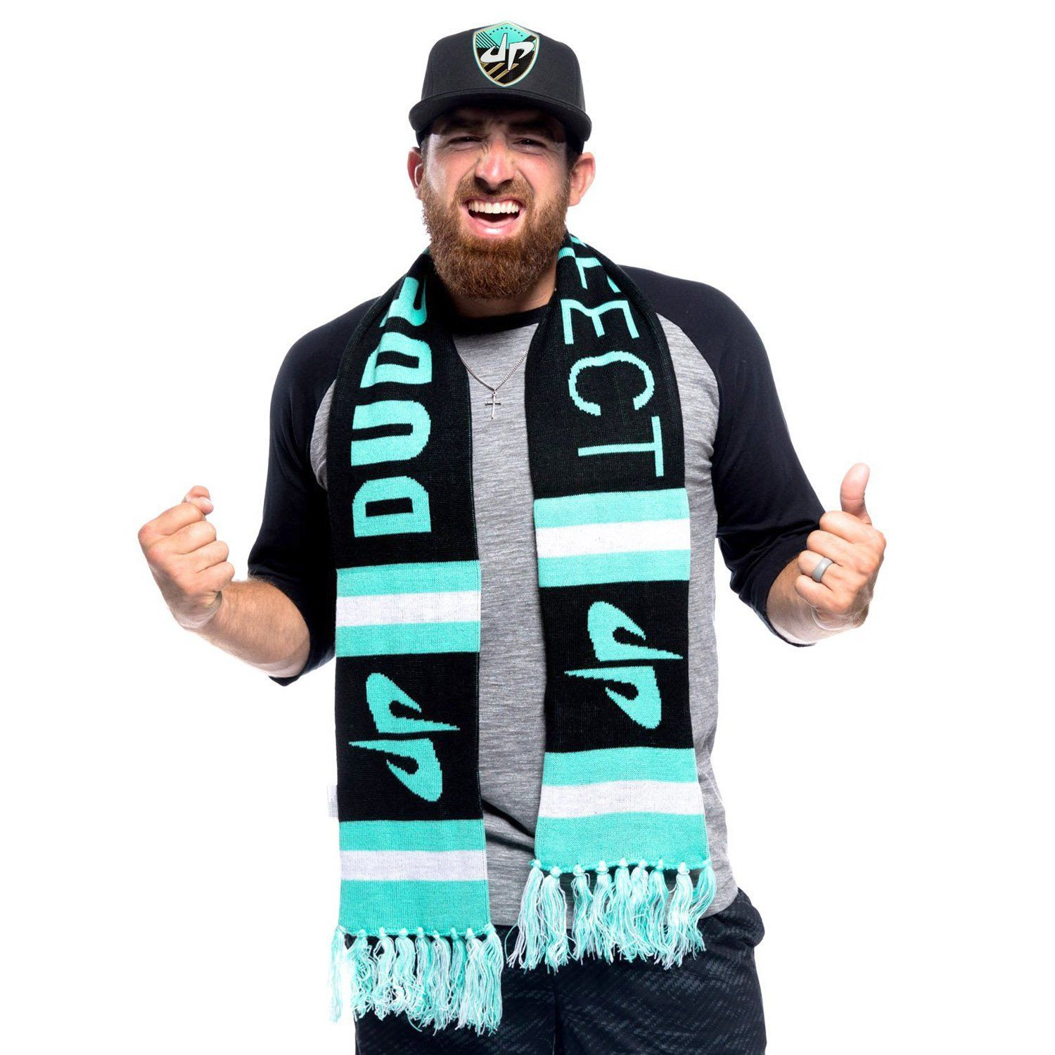 Dude Perfect Soccer Scarf