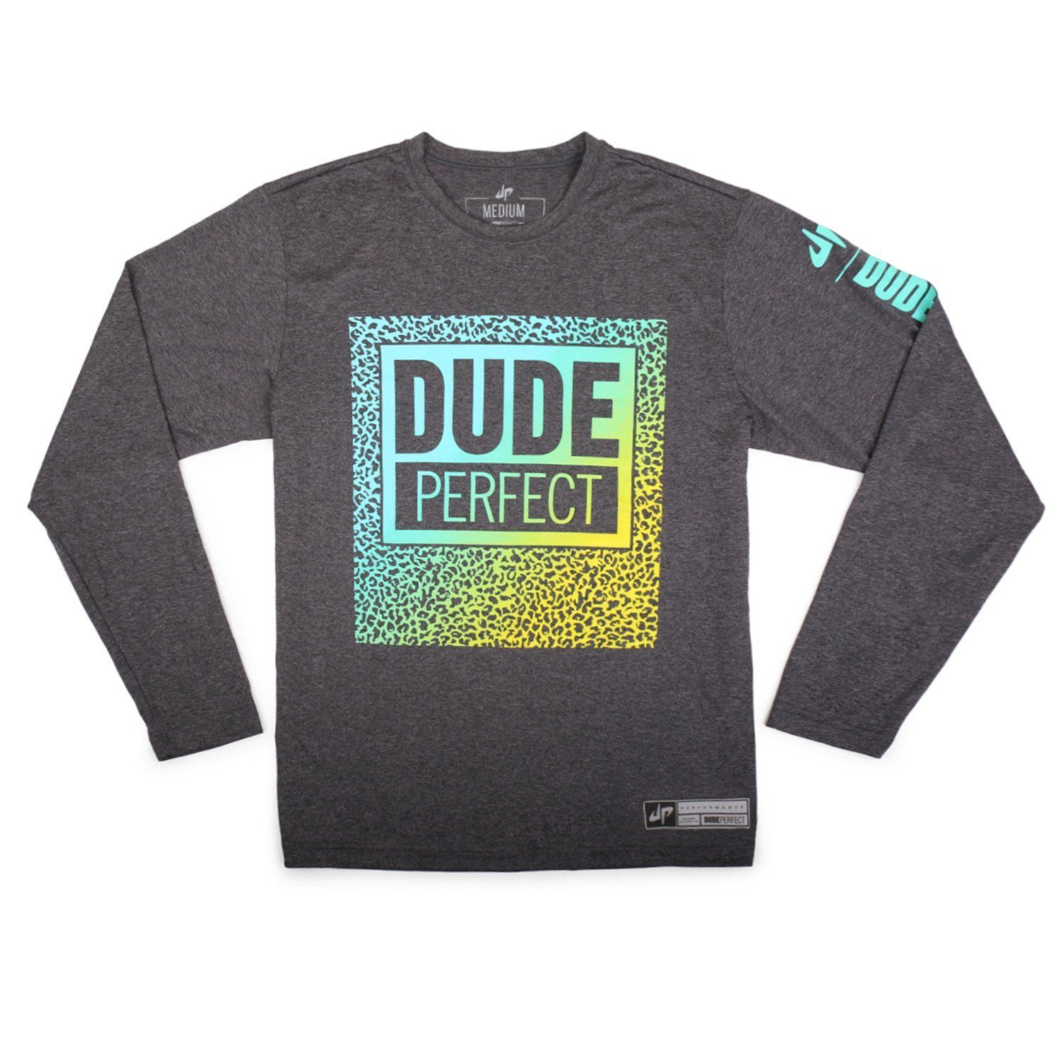 Triple Threat Long Sleeve Performance Tee