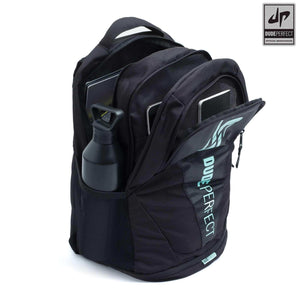 Dude Perfect Backpack III - Black + Green