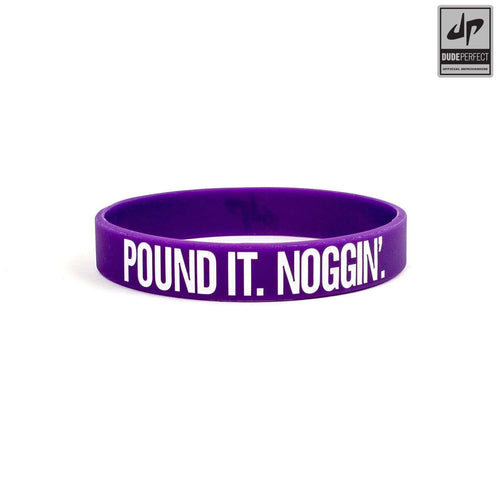 Dude Perfect Baller Band // Purple
