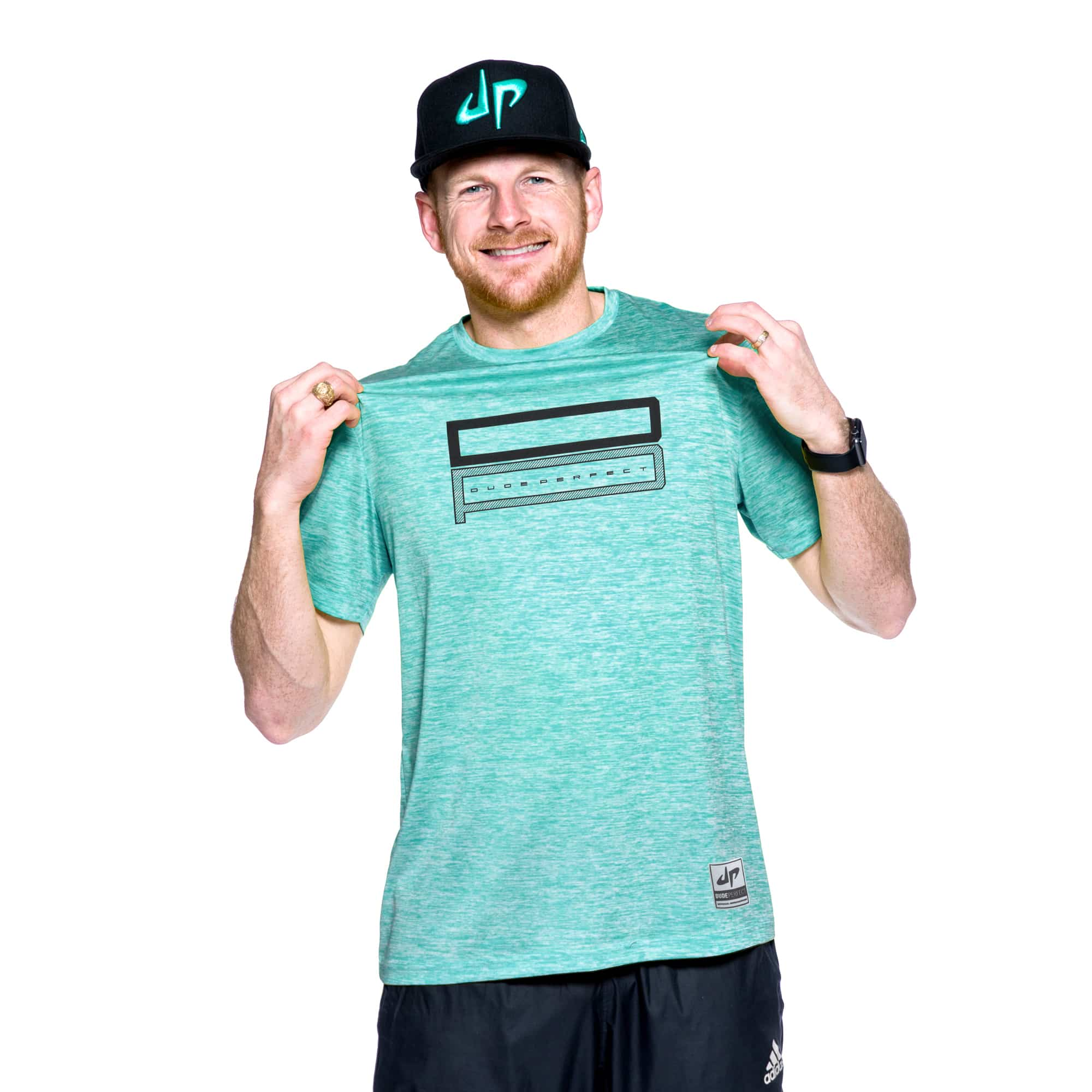 Battles Combat 2 Performance Tee // Mint Heather
