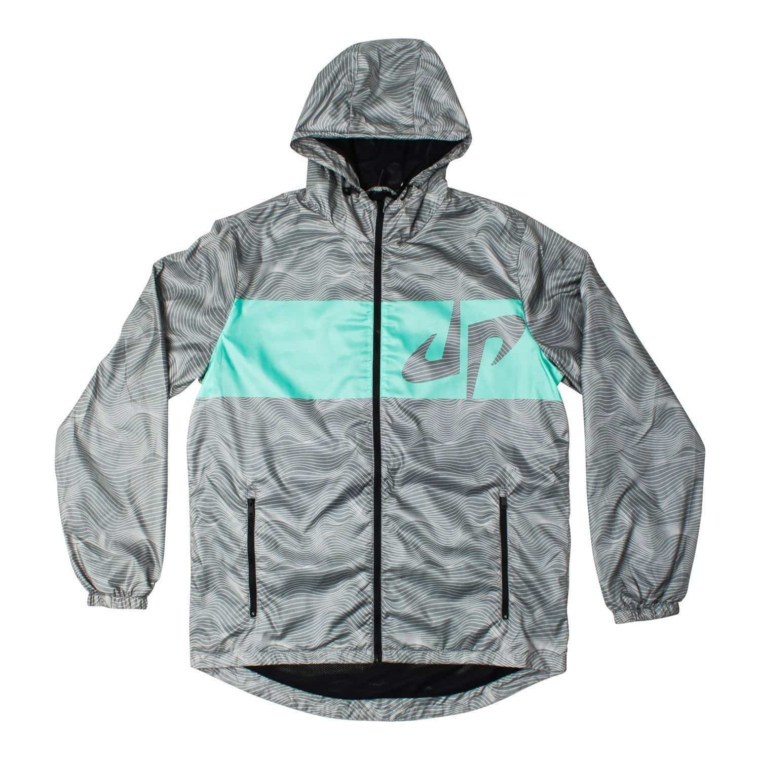 Battles Lightweight Tech Jacket