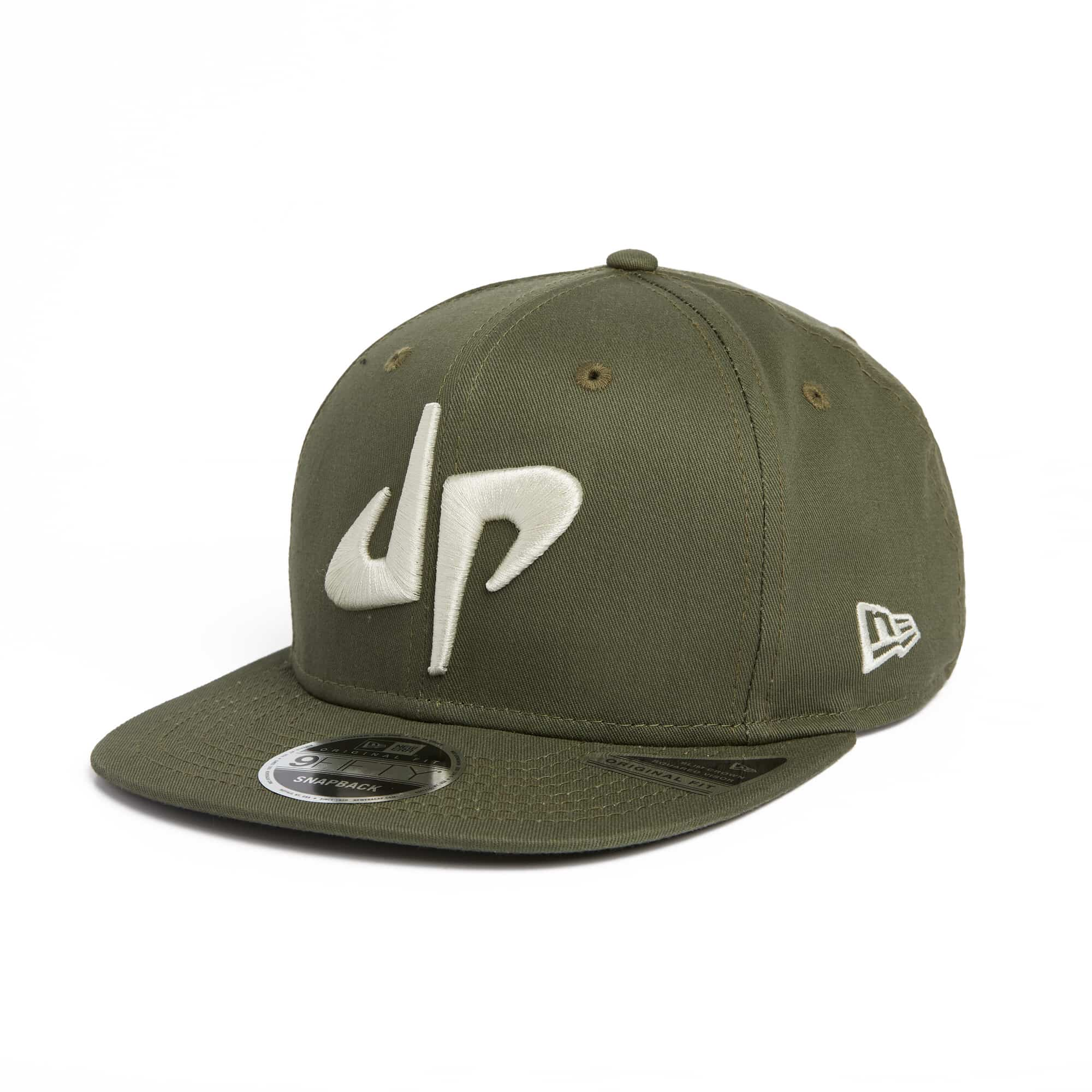 DP x New Era 9Fifty Snapback // OD Green
