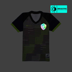 Youth Spectrum Reflective Soccer Jersey