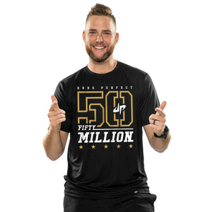 Limited Edition '50 Million Subscriber' Tee