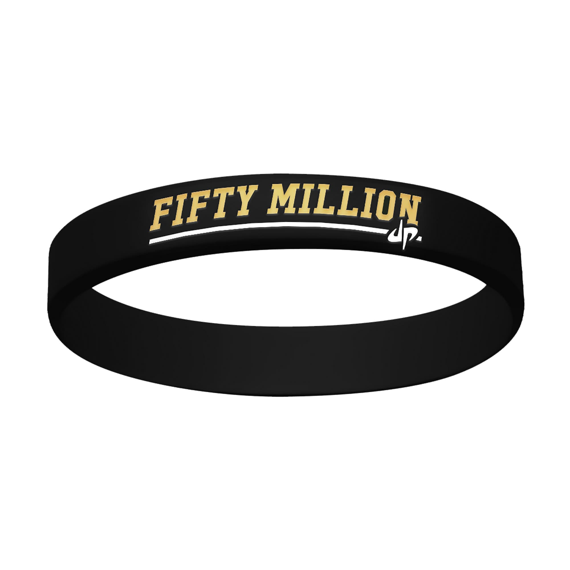Limited Edition '50 Million Subscriber' Baller Band