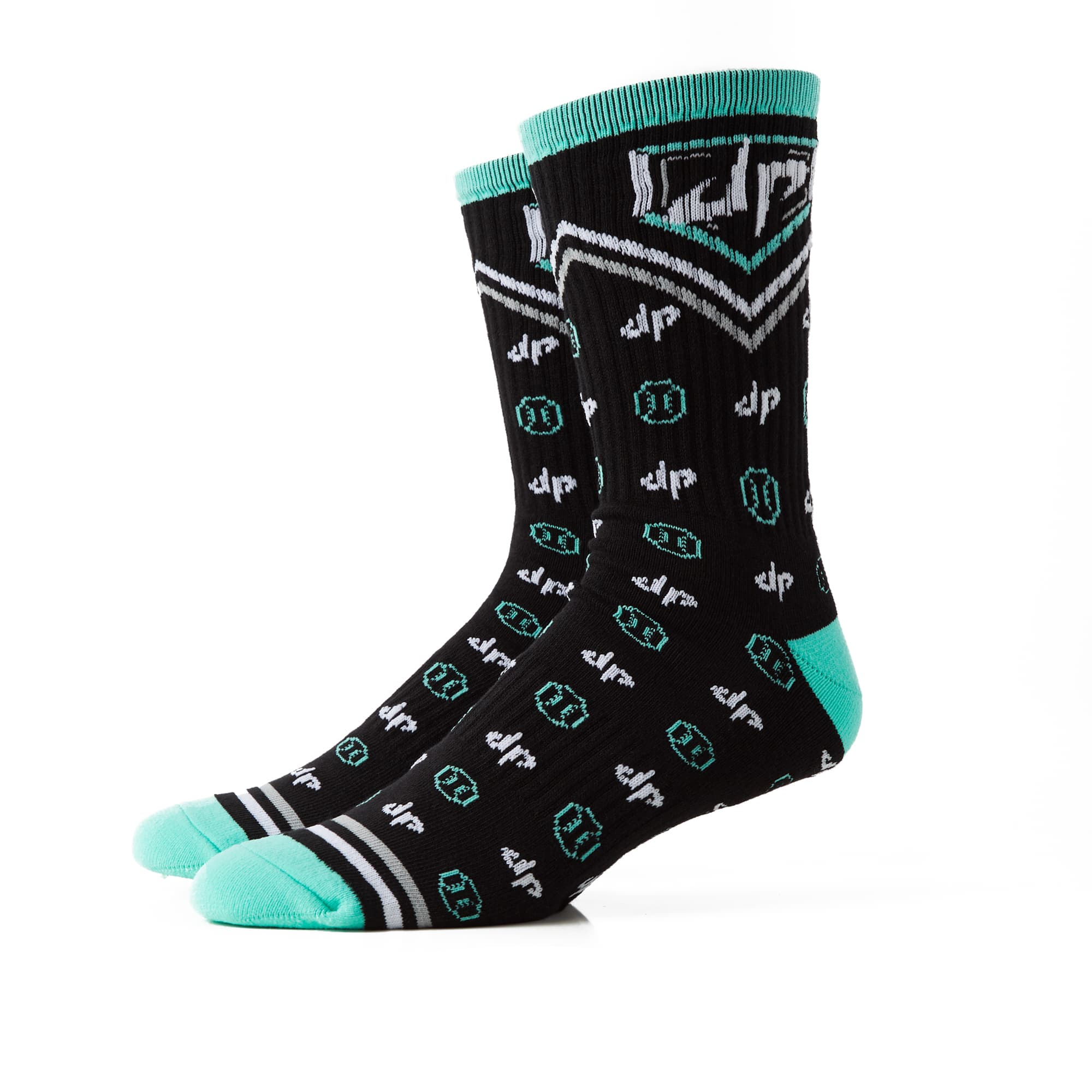 Crushing Diamonds 5 Socks