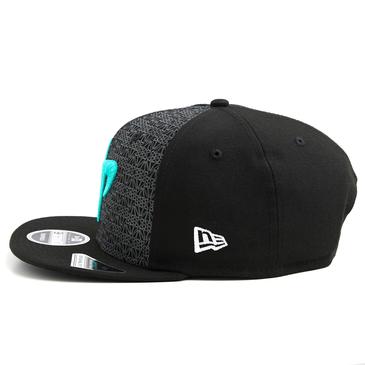 DP x New Era 9Fifty Reflective Diamond Snapback