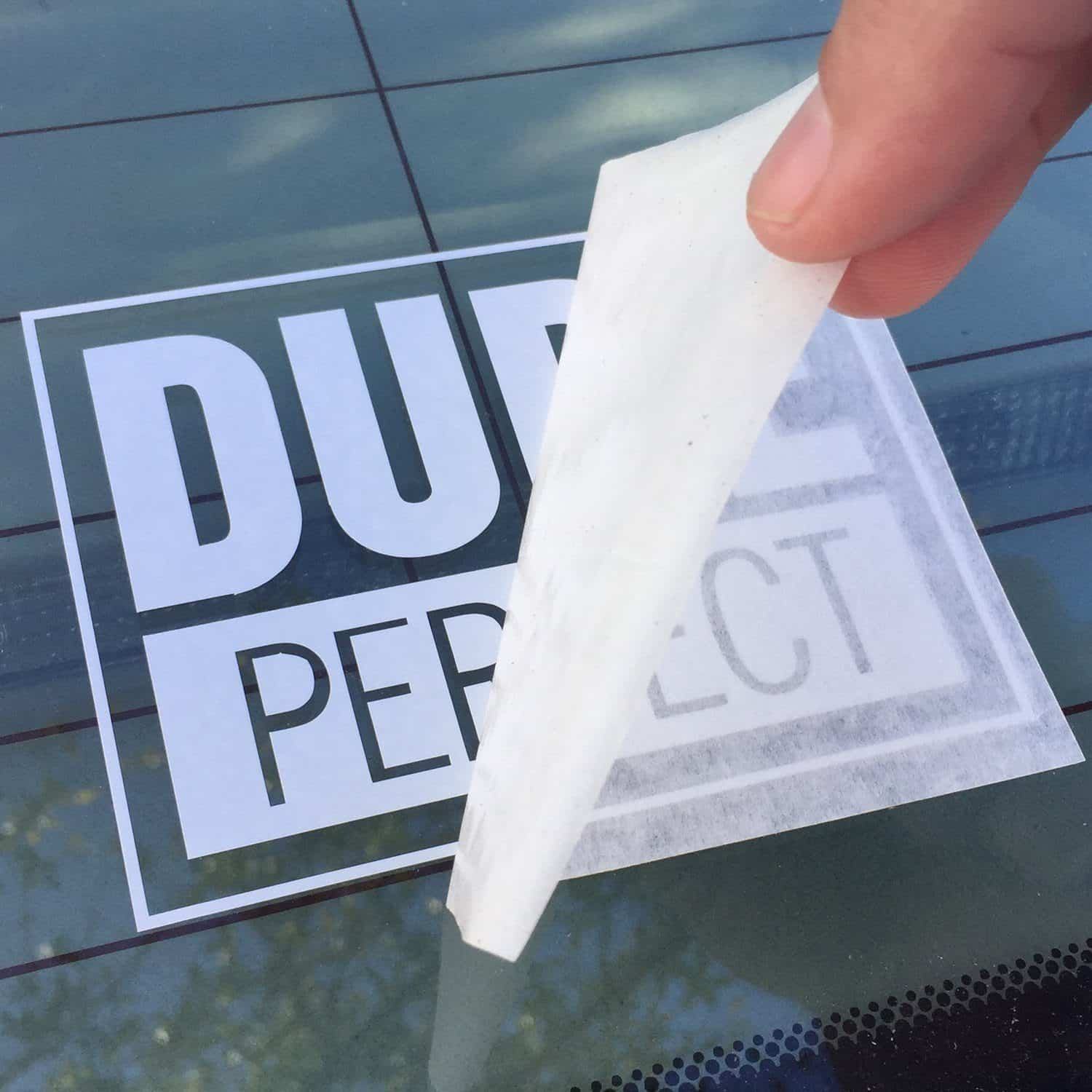 Dude Perfect Decal