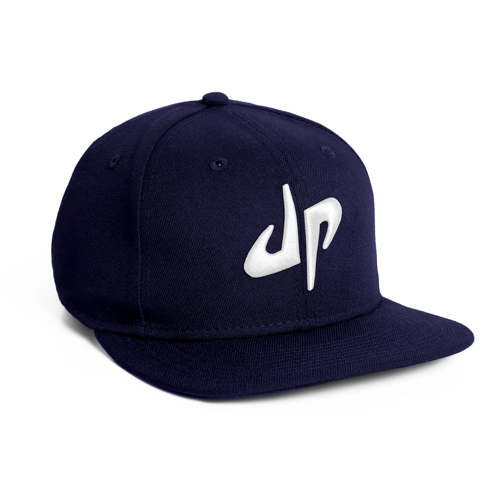 DP X New Era 9Fifty Snapback // Navy + White