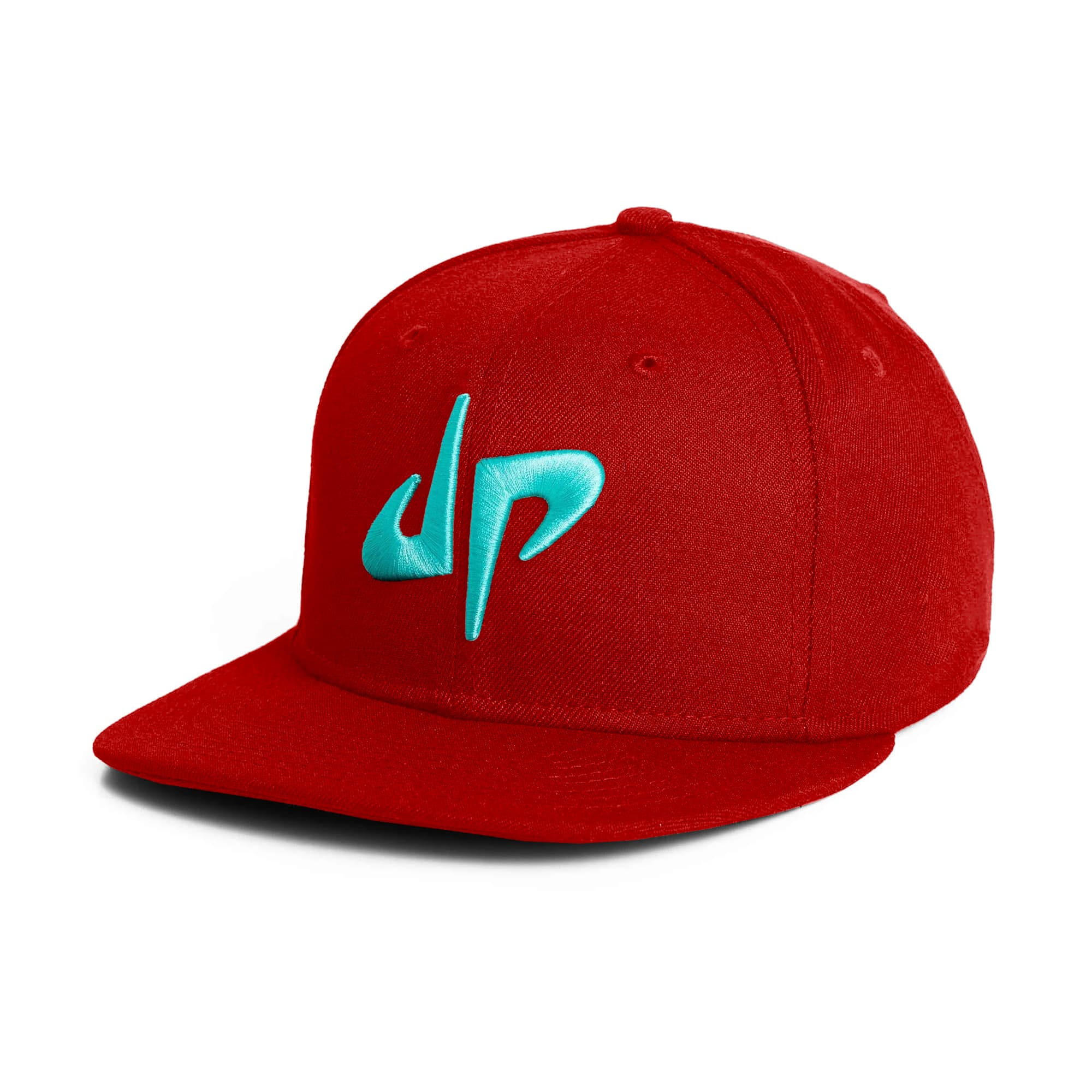 DP X New Era 9Fifty Snapback // Scarlet + Mint