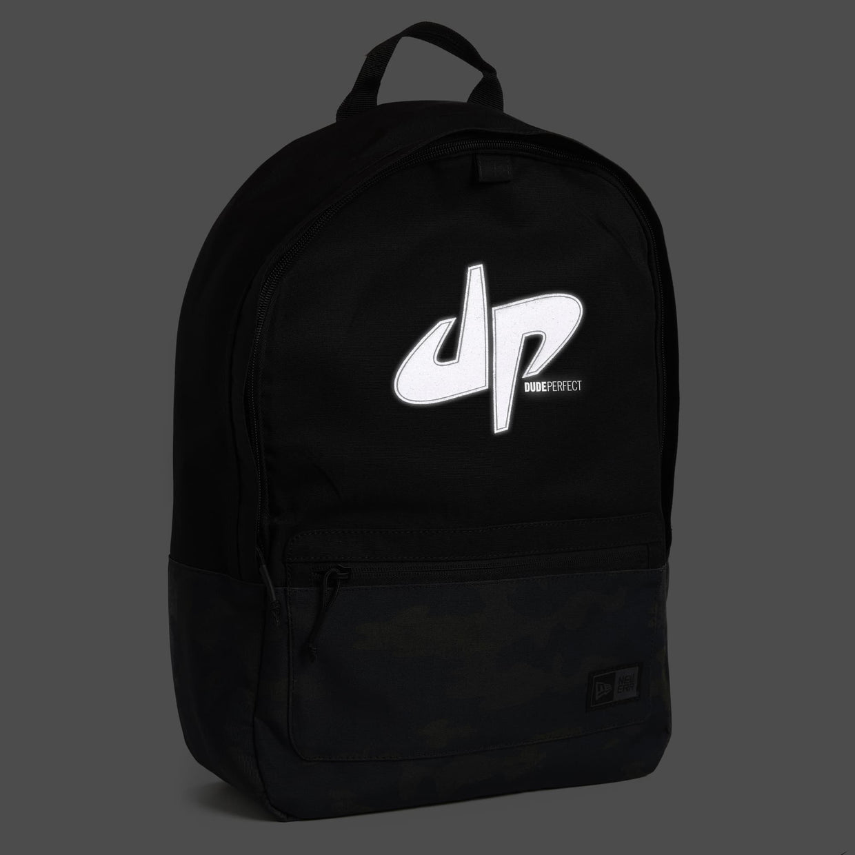 Dude Perfect x New Era Reflective Backpack 4