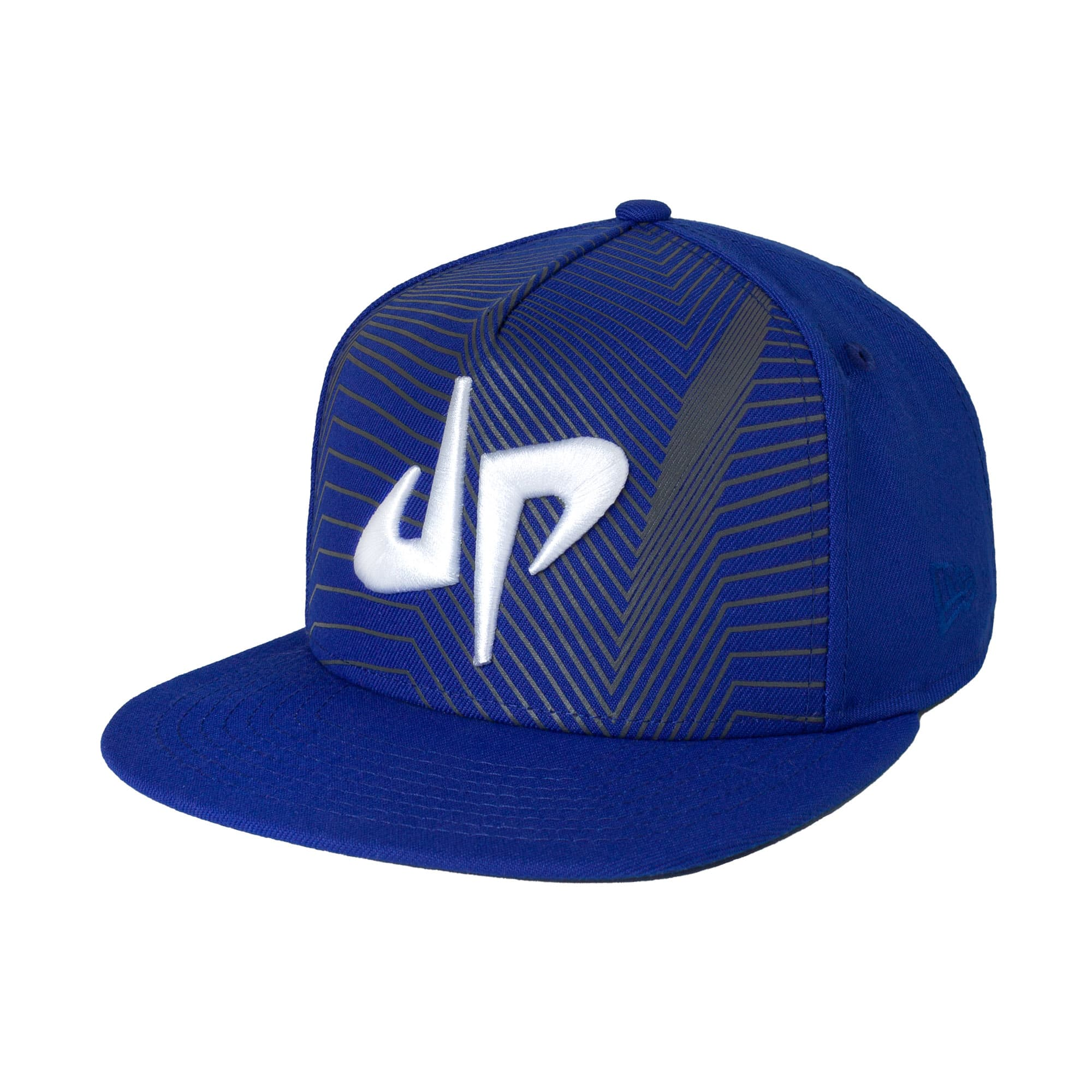 DP x New Era 'Sonic Strike' 9Fifty Snapback // Blue