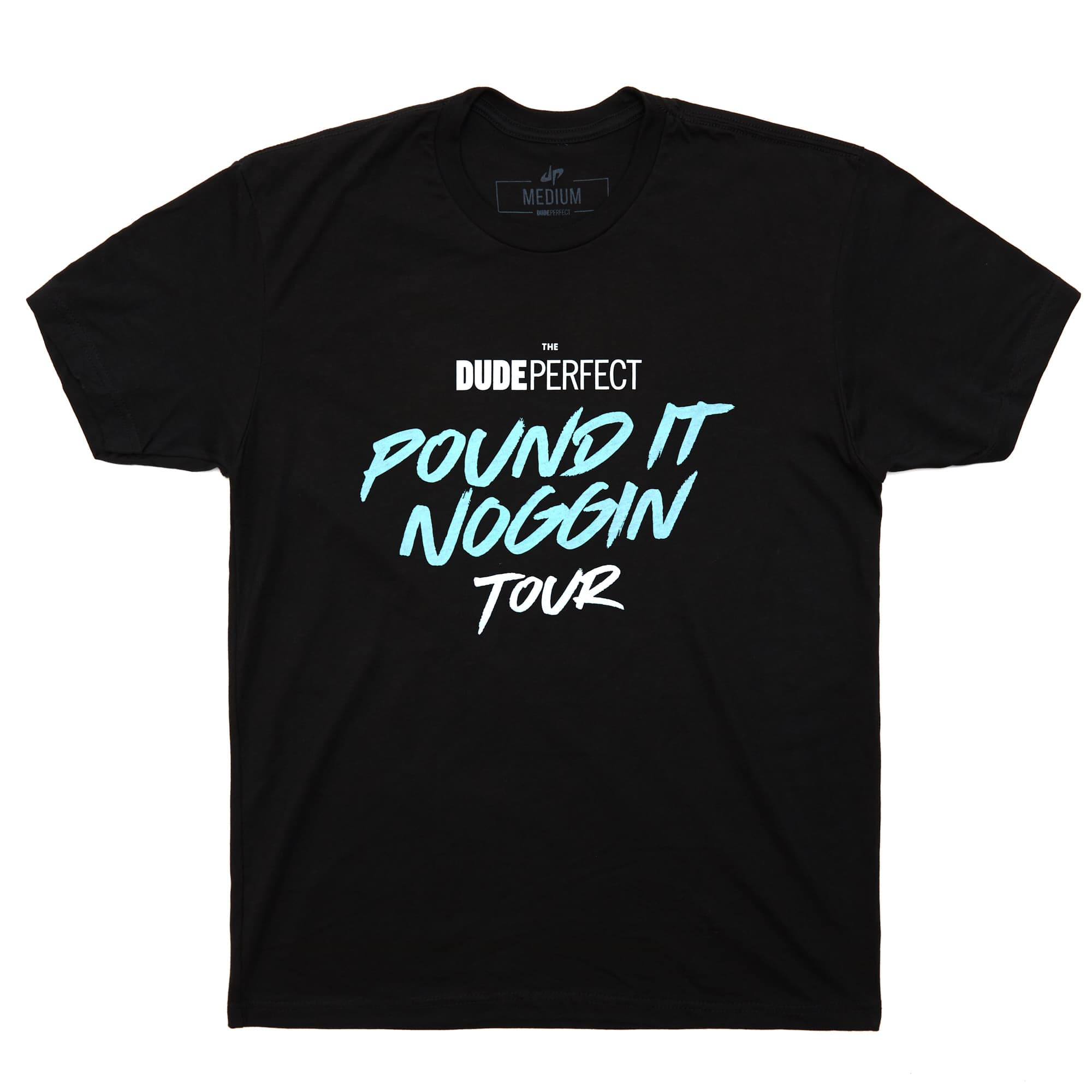 Official Pound It Noggin Tour 2019 Tee w/ Tour Dates