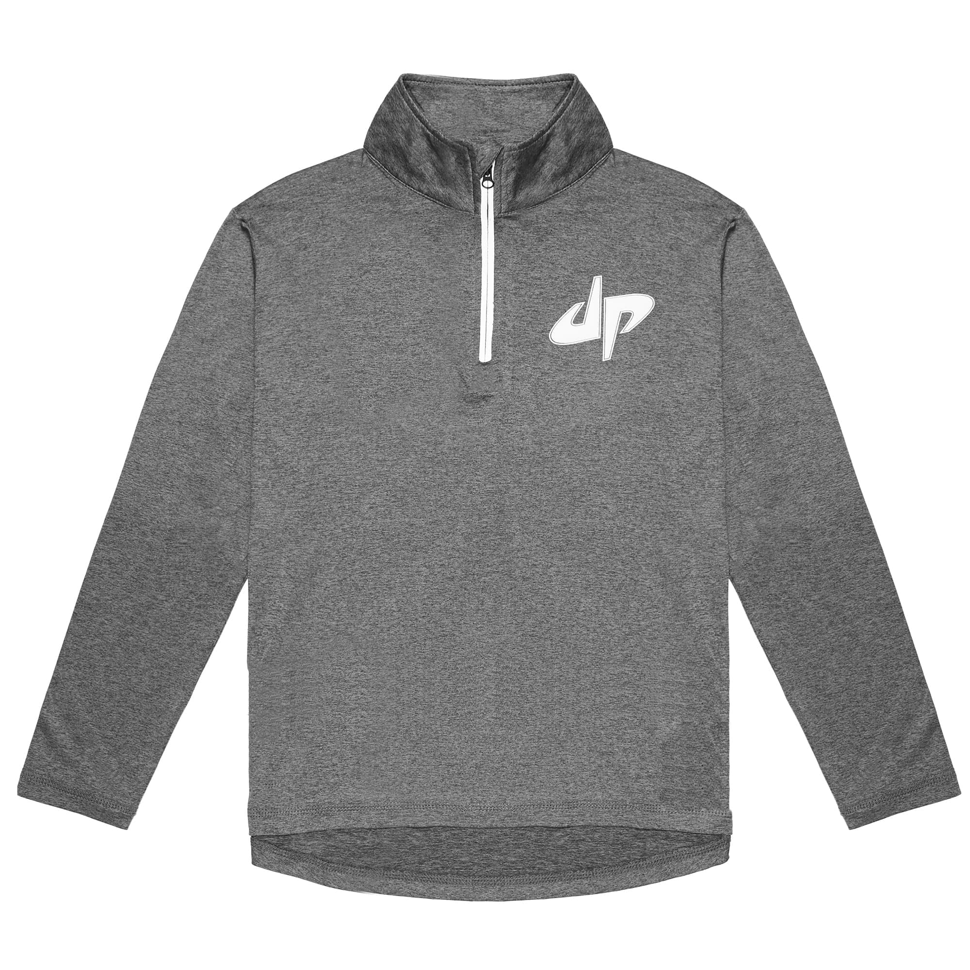 Reflective Half Zip Performance Top