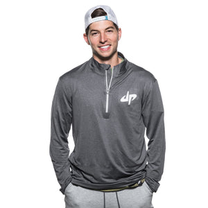 Rivalry Reflective Half Zip Pullover Top II