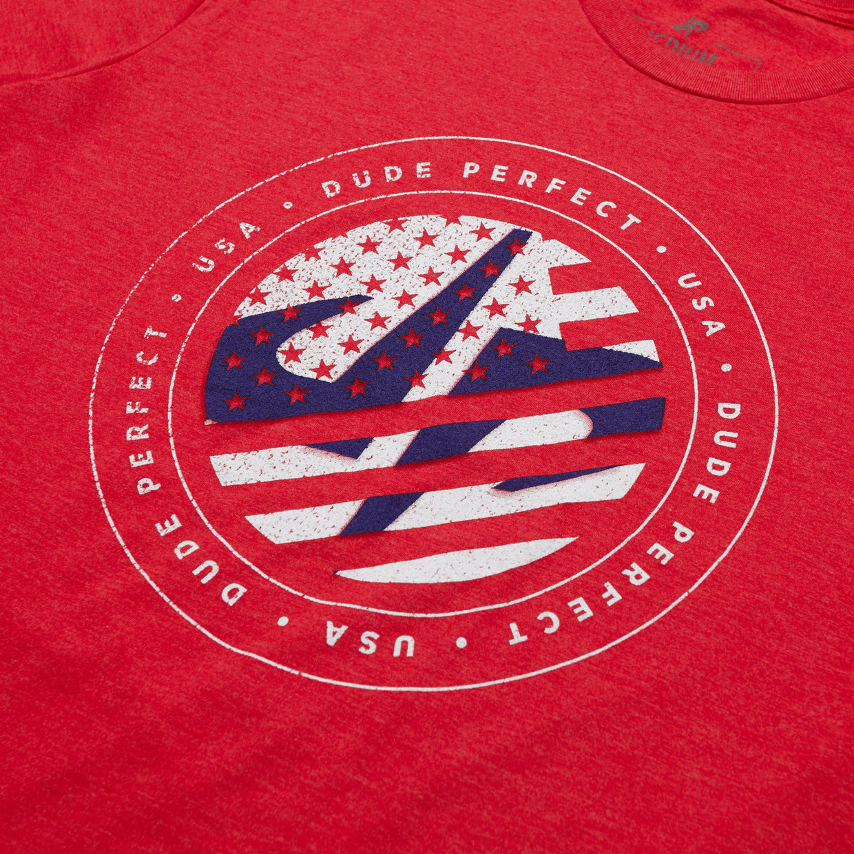 Stars and Stripes 5 Tee
