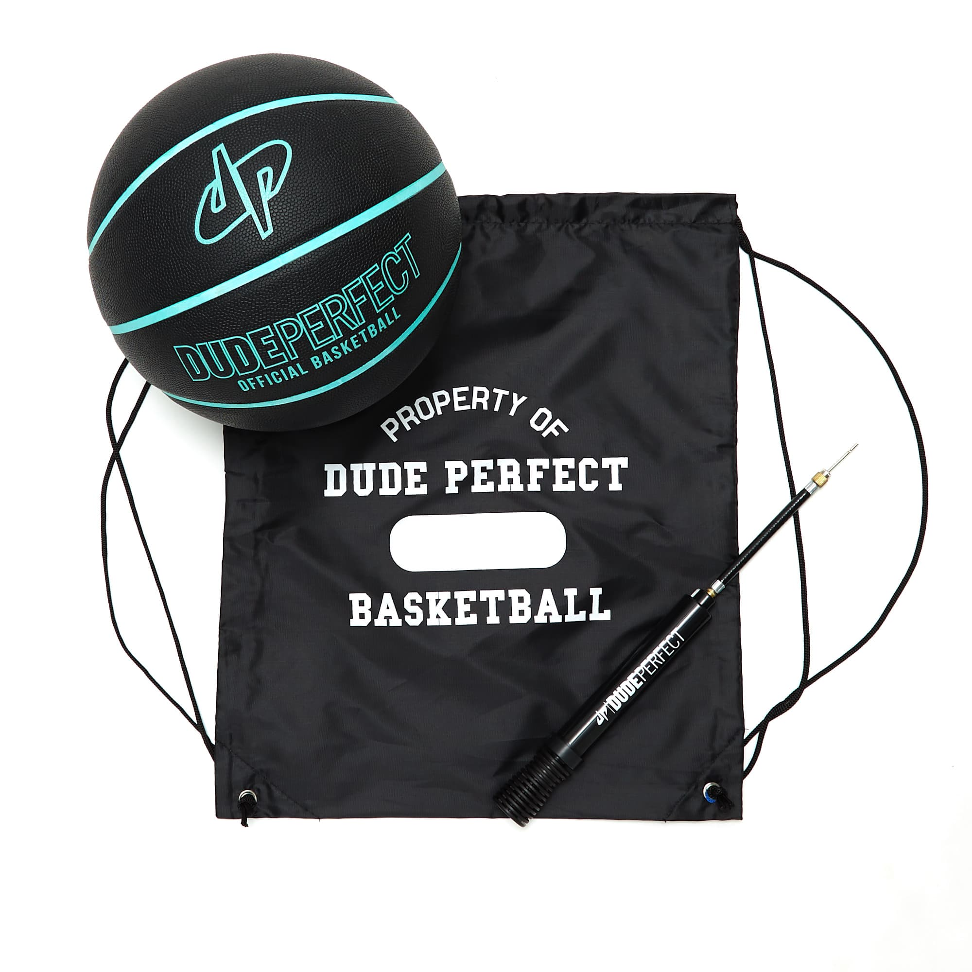 Dude Perfect All-Star Basketball Bundle