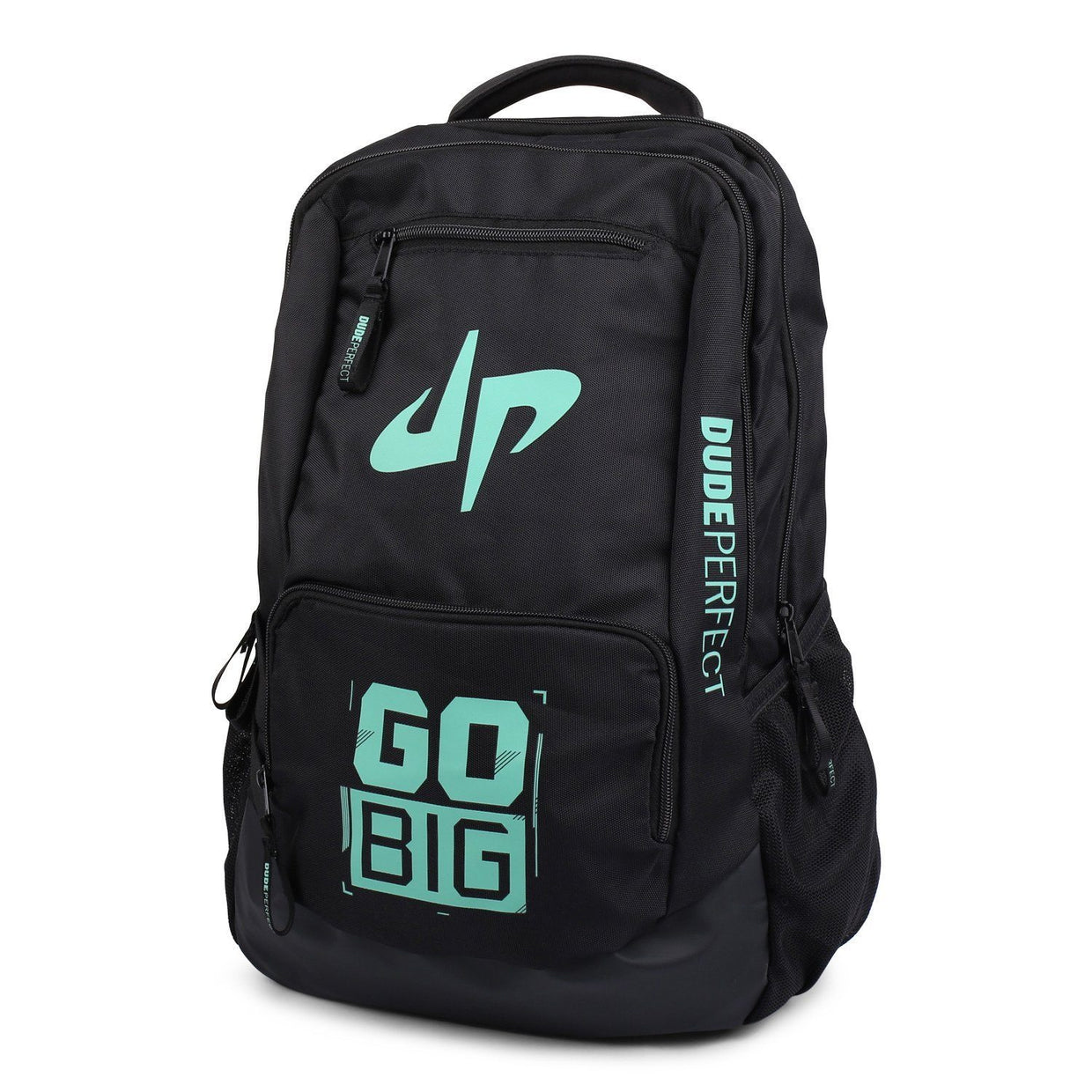 Dude Perfect Backpack // Black + Green