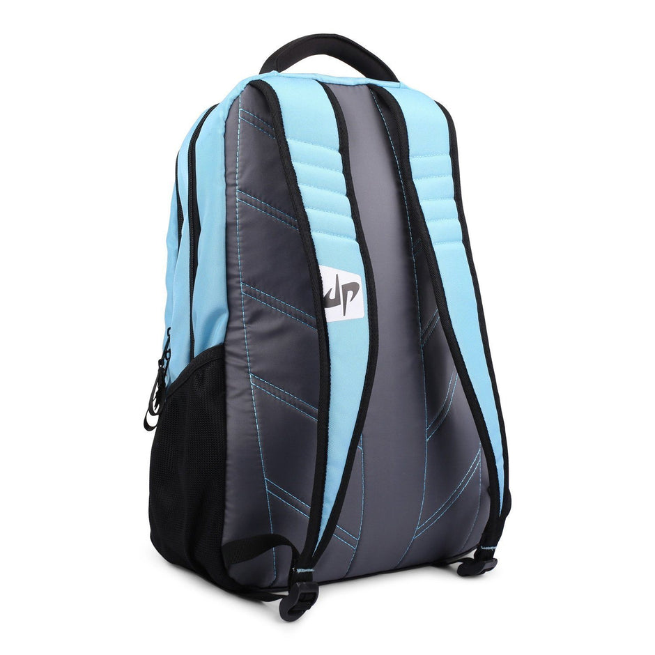 Dude Perfect Backpack // Blue + Black
