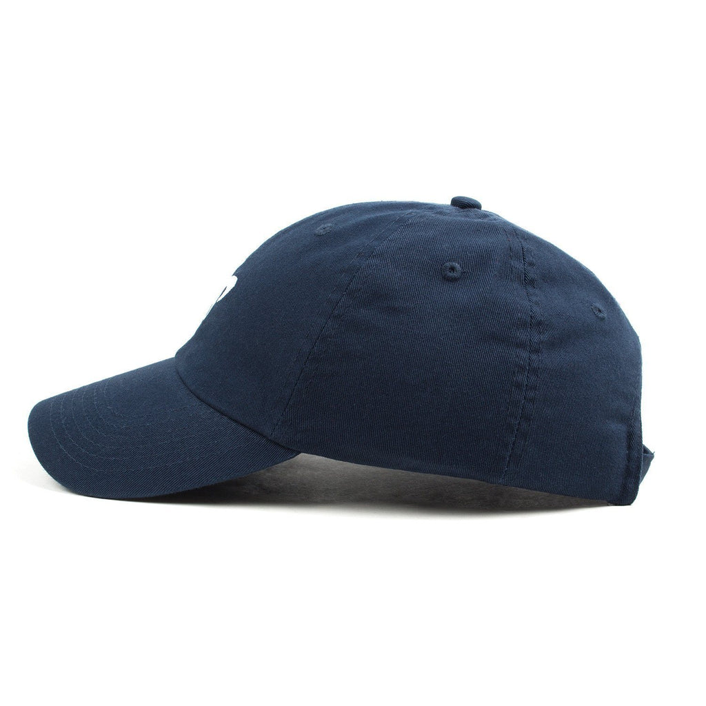 Dad Hat // Navy + White