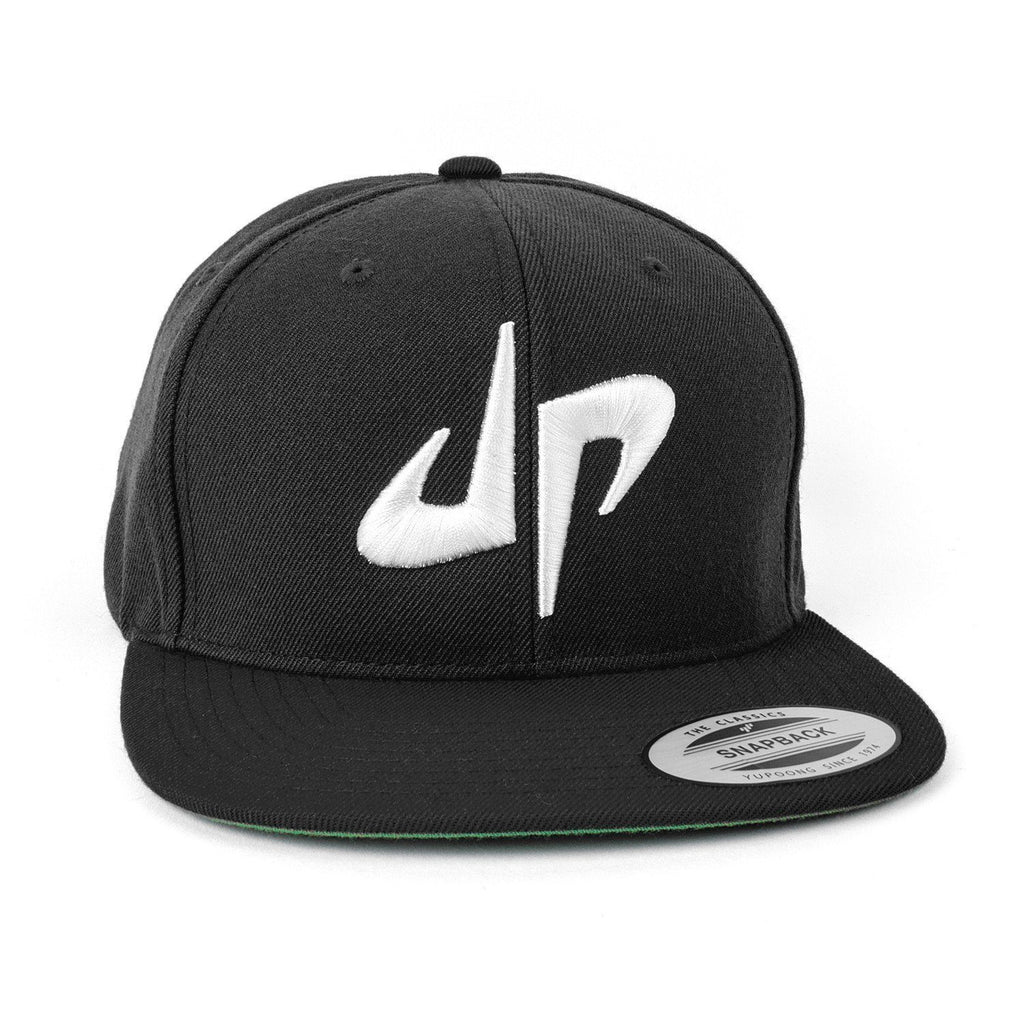 DP Snapback // Black + White