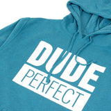 Dude Perfect 'Logo' Pullover Hooded Sweatshirt - Detail