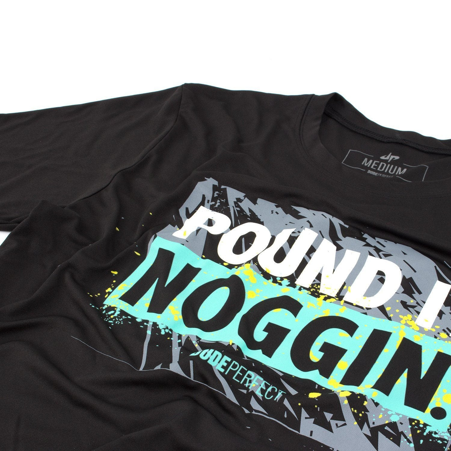 Pound it Noggin' Performance Tee