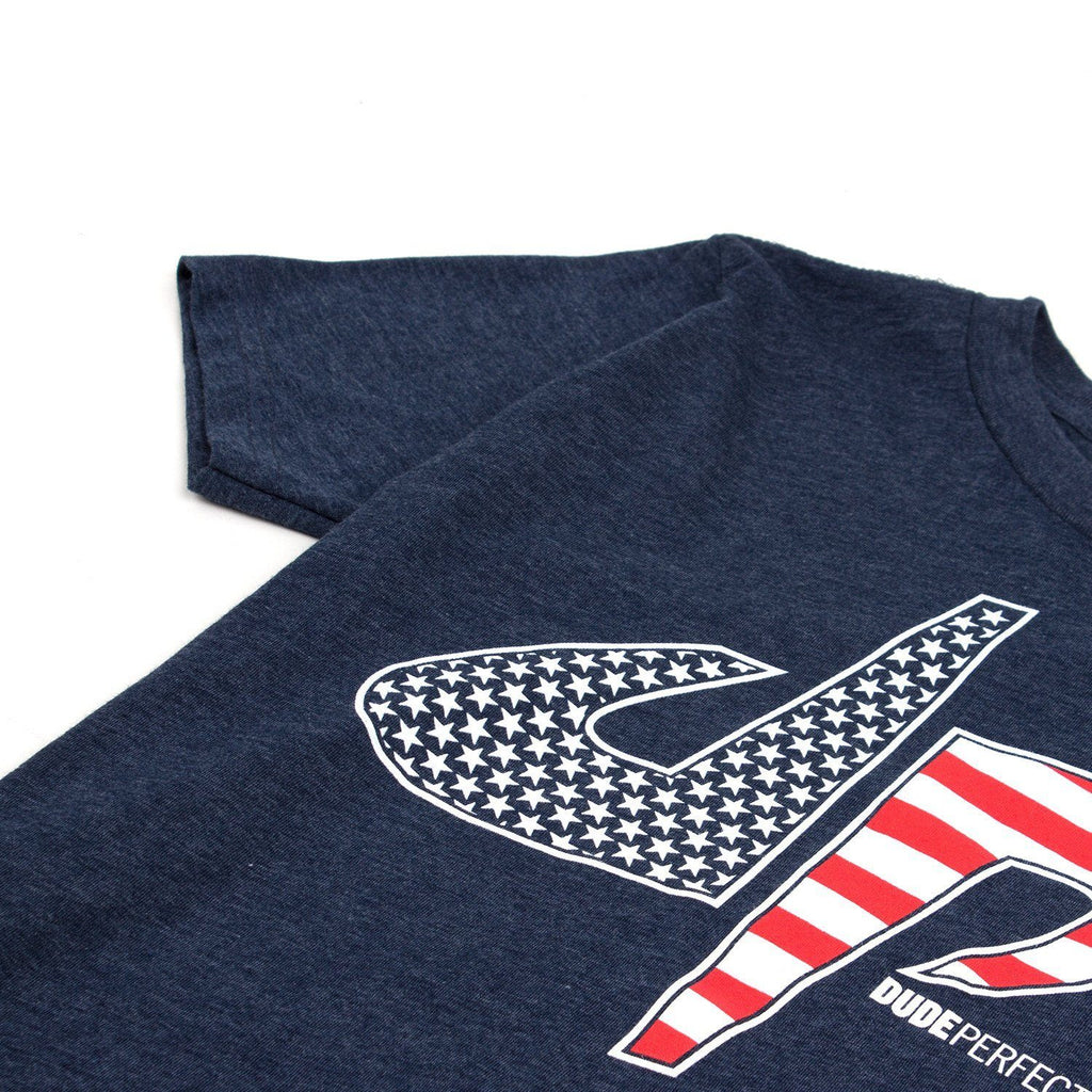 Youth Stars and Stripes Tee